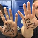 Two cops mistakenly care for each others lives, despite being racially different.