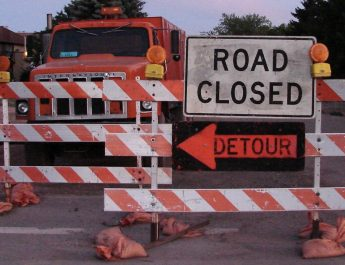 Local Road To Close 76 Years For Culvert Pipe Replacement